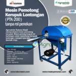Jual Mesin Pemotong Kerupuk Lontongan di Bogor