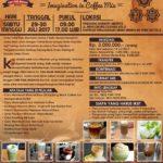 Workshop Coffee, 29-30 Juli 2017