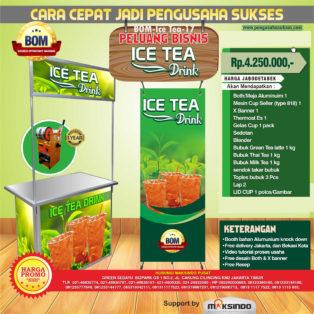 Paket UsahaIce Tea Java Latte Program BOM