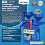 Jual Kombinasi Pengupas Beras dan Penepung RMD8020 di Bogor