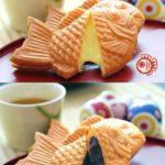 Jual Mesin Kue Waffle Ikan Taiyaki – Gas (TYK02) di Bogor