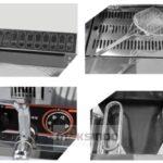 Jual Mesin Luxury Gas Fryer 17 Liter (MKS-G17B) di Bogor