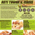 Training Roti Tawar dan Manis, 5 Agustus 2017