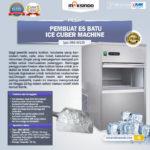Jual Mesin Ice Tube (Es Batu Kristal) – IM120 di Bogor