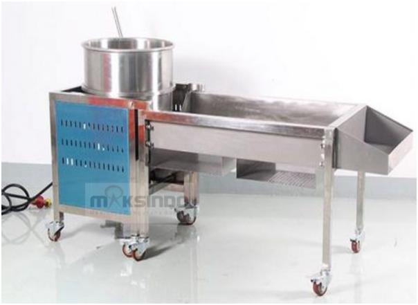Jual Mesin Popcorn Industrial Caramel (Gas) – CRM880 di Bogor