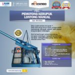 Jual Alat Pemotong Kerupuk Lontongan Manual di Bogor