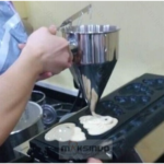 Jual Cake Dispenser Stainless (DPC02) di Bogor