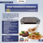 Jual Pemanggang Sate – BBQ GAS SMOKELESS (005BBQ) Di Bogor