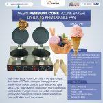 Jual Pembuat Cone Ice Cream (CB2) di Bogor