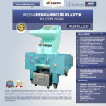 Jual Mesin Penghancur Plastik di Bogor