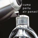 Jual Pembuat Kopi Manual Rok Presso di Bogor