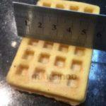 Jual Mesin Waffle Kotak 10 (WF10) Di Bogor