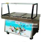 Jual Mesin Roll Fry Ice Cream RIC36x2 di Bogor