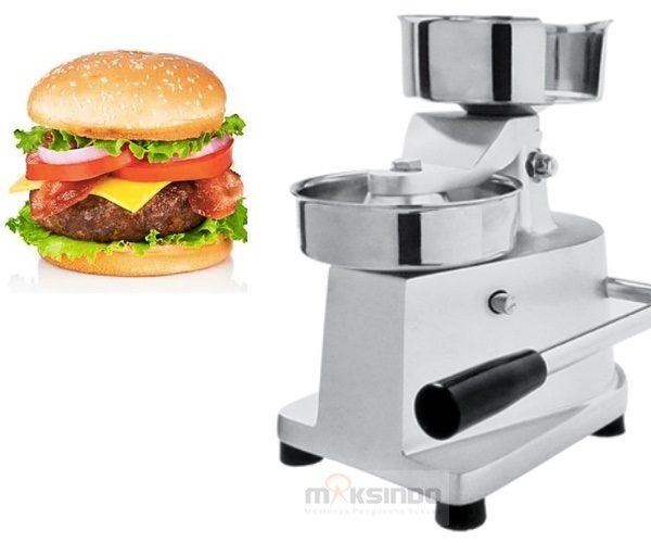 Jual Alat Pencetak Hamburger Manual (HBP15) di Bogor