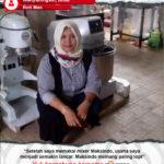 Roti Mas : Dengan Mesin Mixer Spiral Usaha Saya Semakin Lancar