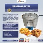 Jual Mesin Gas Fryer MKS-15L di Bogor