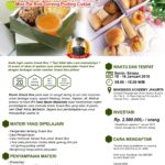 Workshop Usaha Snack Box, 15 – 16 Januari 2017