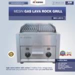 Jual Gas Lava Rock Grill (MKS-LR01G) di Bogor