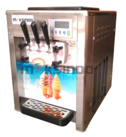 Mesin Es Krim MaksindoTepat Untuk Bisnis Es Krim
