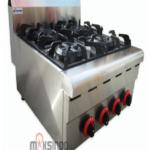 Jual Counter Top 4-Burner Gas Range Bogor