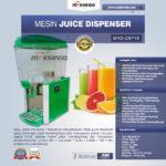 Jual Mesin Juice Dispenser MKS-DSP18 di Bogor