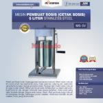 Jual Mesin Pembuat Sosis (Cetak Sosis) Stainless Steel di Bogor