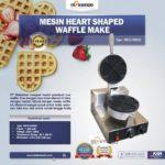 Jual Mesin Heart Shaped Waffle Maker (MKS-HSW01) di Bogor