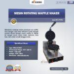 Jual Mesin Rotating Waffle Maker (MKS-RTW01) di Bogor