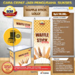 Paket Usaha Waffle Stick Lolly Program BOM