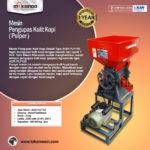 Jual Mesin Pengupas Kulit Kopi (pulper) – AGR-PLP150 di Bogor