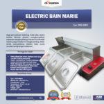 Jual Electric Bain Marie MKS-BMR3 (Penghangat Masakan) di Bogor