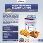 Jual Mesin Deep Fryer (Listrik) – Penggoreng Serbaguna di Bogor