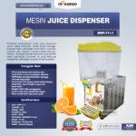 Jual Mesin Juice Dispenser (DSP-17×1) di Bogor