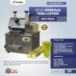 Jual Mesin Pemeras Tebu Listrik (MKS-TB300) di Bogor