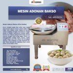 Jual Mesin Adonan Bakso (Fine Cutter) MKS-QW724 di Bogor