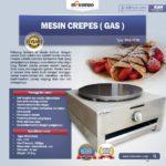 Jual Mesin Crepes (Gas) Harga Hemat di Bogor
