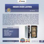 Jual Mesin Oven Roti dan Kue Model Listrik di Bogor