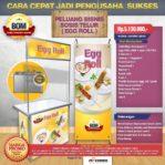 Paket Usaha Egg Roll Listrik Program BOM