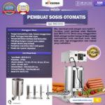 Jual Mesin Pembuat Sosis Otomatis (MKS-ELV10) di Bogor