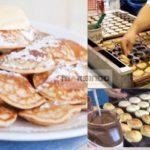 Jual Mesin Mini Pancake Poffertjes Gas 25 Lubang MPC25 di Bogor
