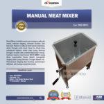 Jual Manual Meat Mixer MKS-MM01 di Bogor