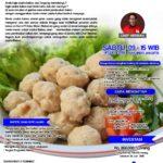 Training Usaha Aneka Bakso dan Toping, 14 Juli 2018