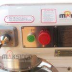 Jual Mesin Mixer Planetary 20 Liter (MKS-HLB20) di Bogor