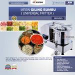 Jual Mesin Giling Bumbu (Universal Fritter) MKS VGC9 di Bogor