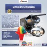 Jual Mesin Ice Crusher SY110 di Bogor