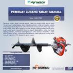 Jual Pembuat Lubang Tanah Manual (AGR-PT61) di Bogor