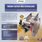 Jual Mesin Cetak Mie Stainless (MKS-180SS) di Bogor