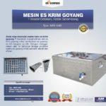 Jual Mesin Es Krim Goyang MKS-100G di Bogor