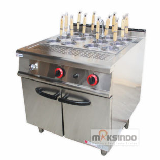 Jual Gas Pasta Cooker With Cabinet MKS-901PC di Bogor