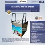 Jual Mesin Roll Fry Ice Cream RIC50 di Bogor